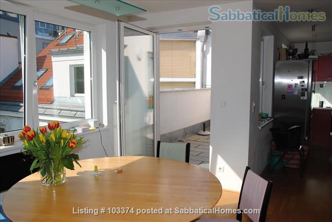 7th district Sunny Apartment in Vienna Austria Home Rental in Wien, Wien, Austria 3