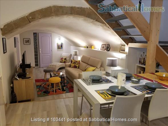 Medieval Provencal Village Home Home Rental in Puyloubier, Provence-Alpes-Côte d'Azur, France 1