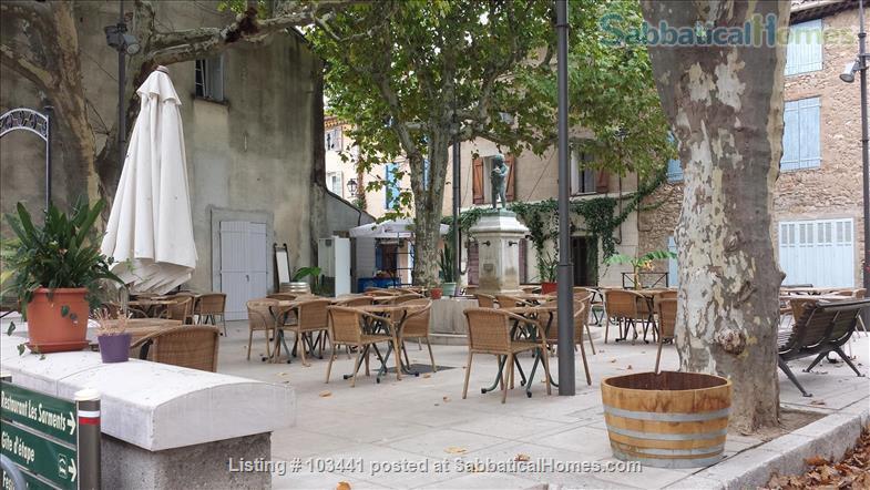 Medieval Provencal Village Home Home Rental in Puyloubier, Provence-Alpes-Côte d'Azur, France 5