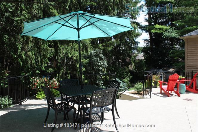 Cosgrove Cottage, fully furnished and close to McMaster University Home Rental in Hamilton, Ontario, Canada 9