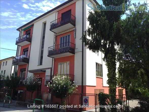Spacious apartment, close to station and to the city center Home Rental in Padova, , Italy 1
