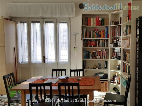 Spacious apartment, close to station and to the city center Home Rental in Padova, , Italy 0