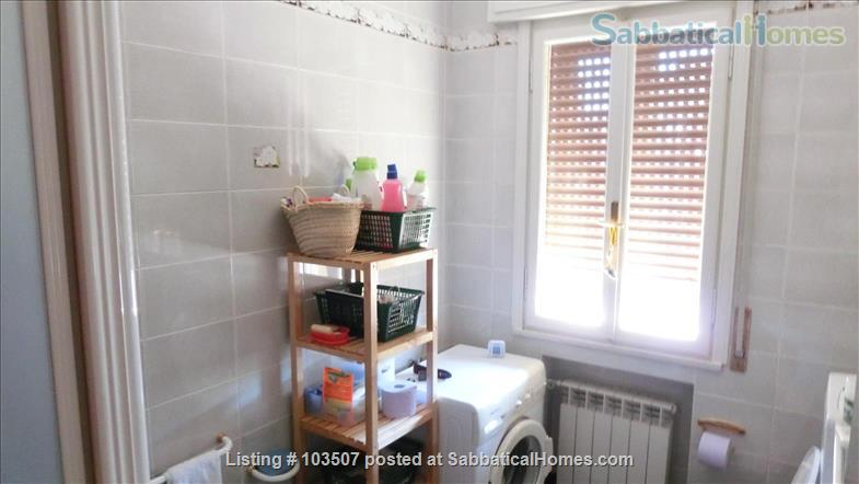Spacious apartment, close to station and to the city center Home Rental in Padova, , Italy 8