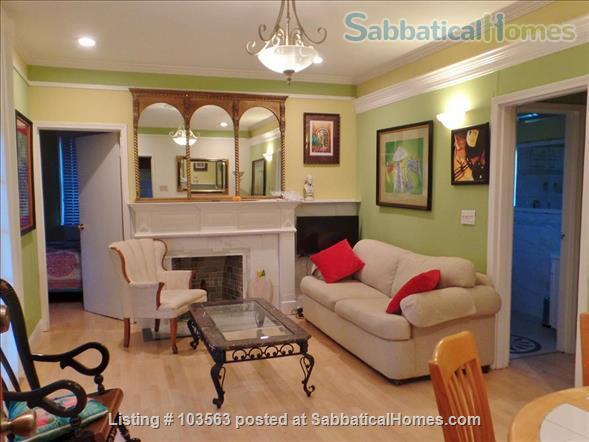 Charming - Quiet - Secluded 2 BR Northside Apartment  - Redwood Trees 6-8 Min Walk to Campus  Home Rental in Berkeley, California, United States 1
