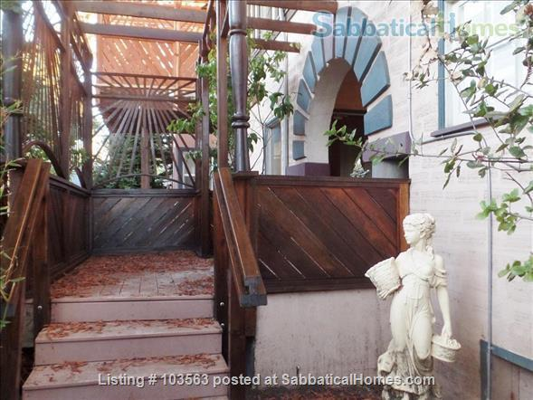 Charming - Quiet - Secluded 2 BR Northside Apartment  - Redwood Trees 6-8 Min Walk to Campus  Home Rental in Berkeley, California, United States 0