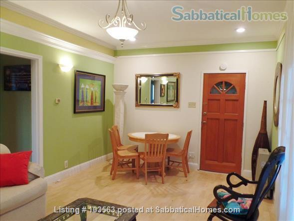 Charming - Quiet - Secluded 2 BR Northside Apartment  - Redwood Trees 6-8 Min Walk to Campus  Home Rental in Berkeley, California, United States 2