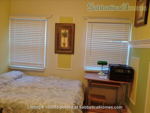 Charming - Quiet - Secluded 2 BR Northside Apartment  - Redwood Trees 6-8 Min Walk to Campus  Home Rental in Berkeley, California, United States 4