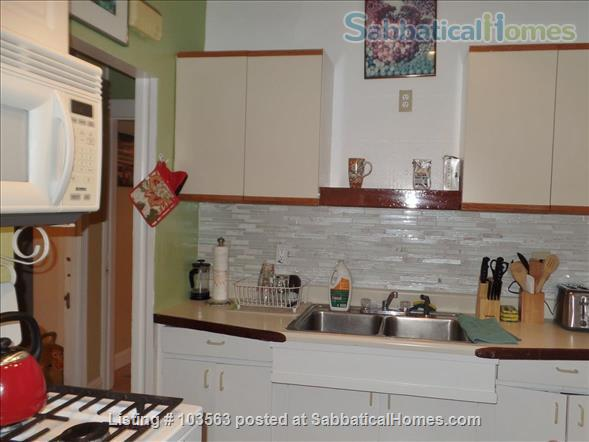 Charming - Quiet - Secluded 2 BR Northside Apartment  - Redwood Trees 6-8 Min Walk to Campus  Home Rental in Berkeley, California, United States 5