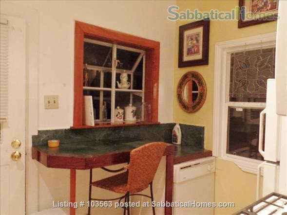 Charming - Quiet - Secluded 2 BR Northside Apartment  - Redwood Trees 6-8 Min Walk to Campus  Home Rental in Berkeley, California, United States 6