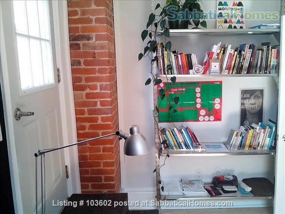 Bright, comfortable 2-Bed in Victorian in Parkdale/Roncesvalles Home Rental in Toronto, Ontario, Canada 6