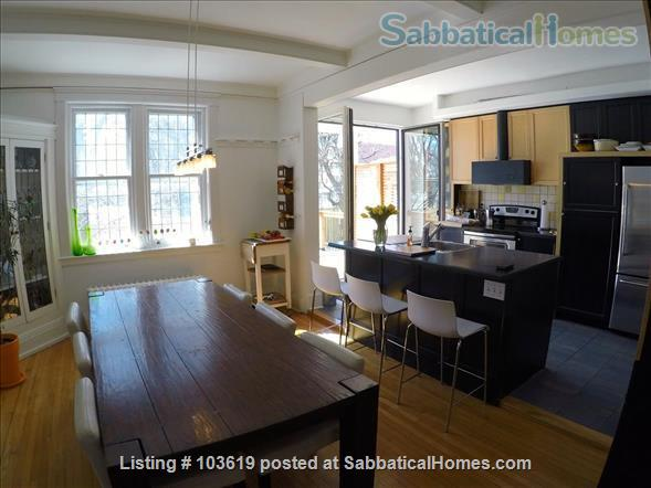listing image for Charming Sunny House in Prime Location in the heart of Monkland Village NDG