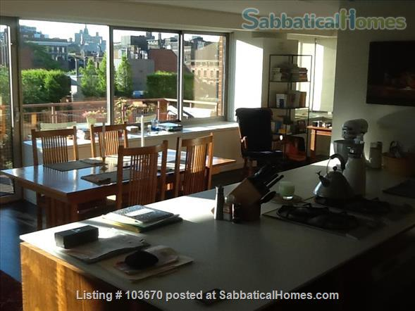 Large, Bright 3 BR in West Village near NYU Home Rental in New York, New York, United States 1