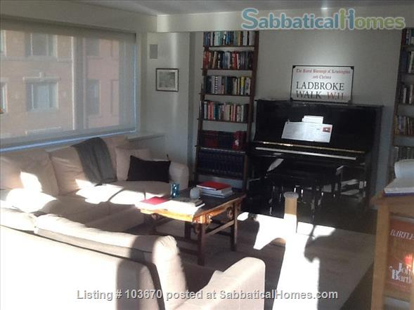 Large, Bright 3 BR in West Village near NYU Home Rental in New York, New York, United States 4
