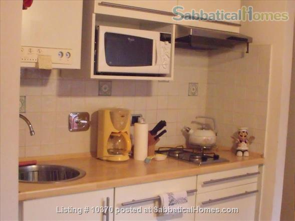 BOLOGNA Italy AC Elevator Renovated charming apartment in a great location Home Exchange in Bologna, Emilia-Romagna, Italy 3