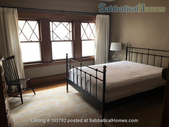 One bedroom apartment in historic home, Yale University Home Rental in New Haven, Connecticut, United States 5