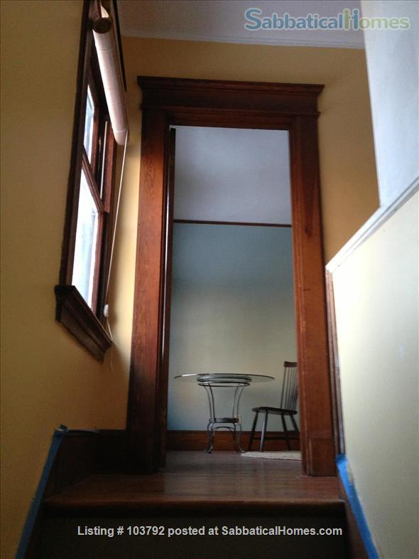 One bedroom apartment in historic home, Yale University Home Rental in New Haven, Connecticut, United States 7
