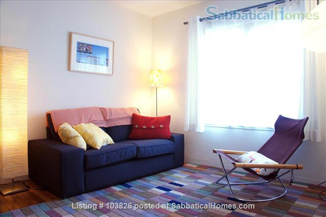 Beautiful, Central Berkeley Apartment Home Rental in Berkeley, California, United States 2