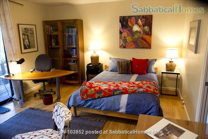 The Dream Studio  - Quarantine-safe, Thoughtfully Furnished, in Menlo Park, near Stanford Home Rental in Menlo Park 1 - thumbnail
