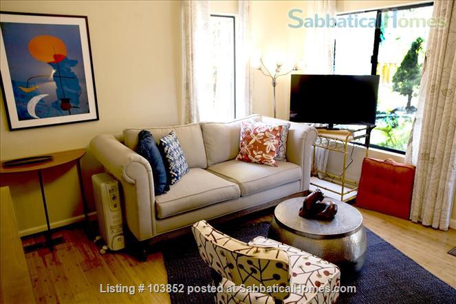 The Dream Studio  - Quarantine-safe, Thoughtfully Furnished, in Menlo Park, near Stanford Home Rental in Menlo Park, California, United States 0