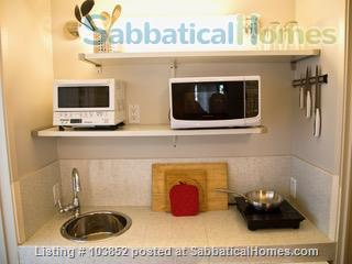 The Dream Studio  - Quarantine-safe, Thoughtfully Furnished, in Menlo Park, near Stanford Home Rental in Menlo Park 5 - thumbnail