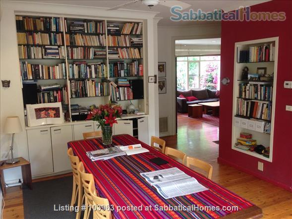 Beautiful Sydney rainforest retreat close to city Home Rental in Lane Cove, New South Wales, Australia 1