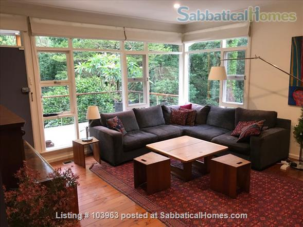 Beautiful Sydney rainforest retreat close to city Home Rental in Lane Cove, New South Wales, Australia 0