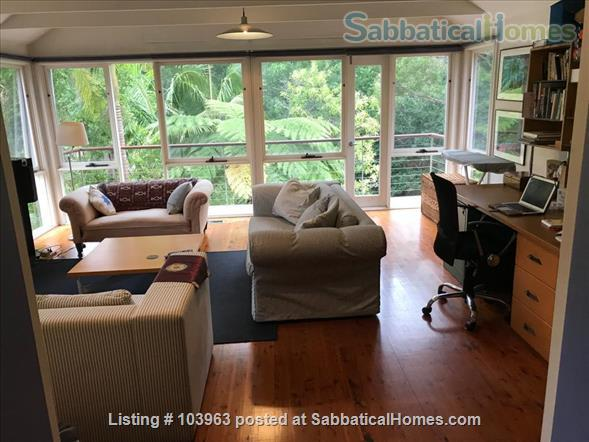 Beautiful Sydney rainforest retreat close to city Home Rental in Lane Cove, New South Wales, Australia 8
