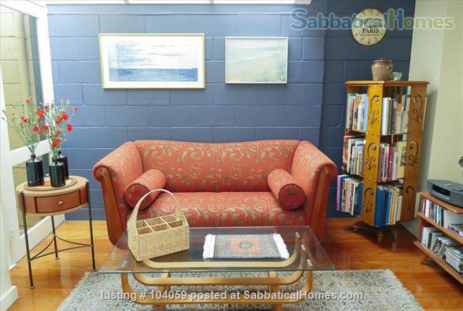 Unique Cobblestone Street Home Rental in Carlton, Victoria, Australia 1