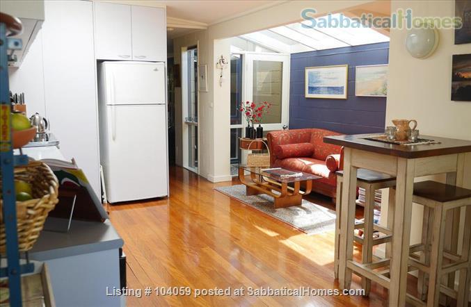 Unique Cobblestone Street Home Rental in Carlton, Victoria, Australia 2