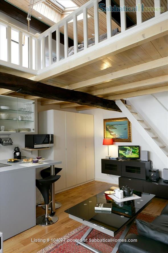 listing image for Apartment inthe heart of PARIS. Le Marais. Bastille, Place des Vosges