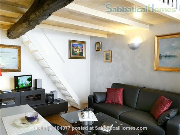 Apartment inthe heart of PARIS. Le Marais. Bastille, Place des Vosges Home Rental in Paris, Île-de-France, France 0