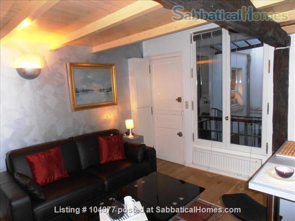 Apartment inthe heart of PARIS. Le Marais. Bastille, Place des Vosges Home Rental in Paris, Île-de-France, France 2