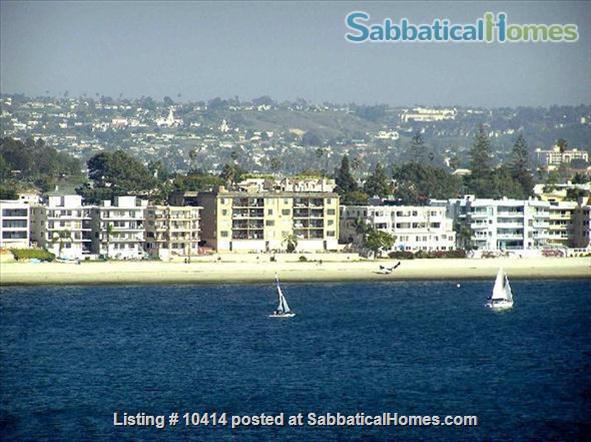 Oceanview Cottage - Steps to the Beach - San Diego Home Rental in San Diego, California, United States 9