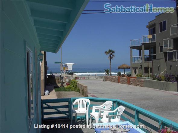 Oceanview Cottage - Steps to the Beach - San Diego Home Rental in San Diego, California, United States 1