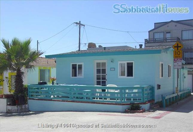 Oceanview Cottage - Steps to the Beach - San Diego Home Rental in San Diego, California, United States 0