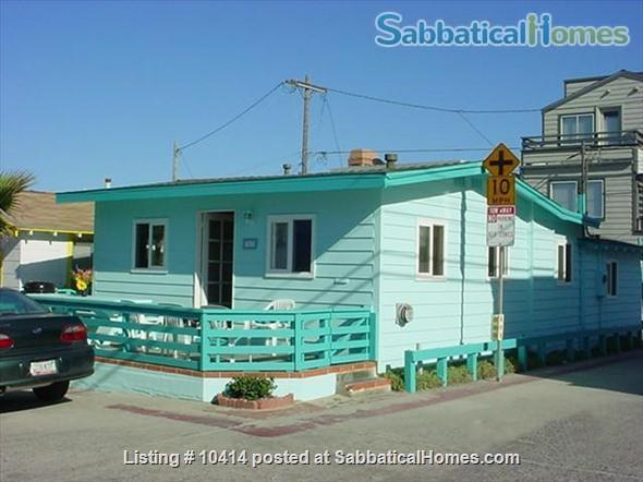 Oceanview Cottage - Steps to the Beach - San Diego Home Rental in San Diego, California, United States 3