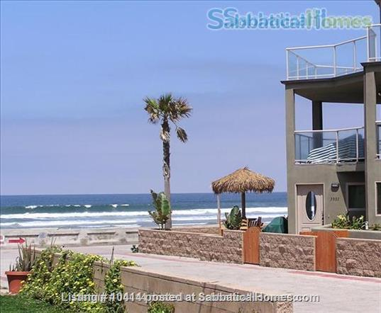Oceanview Cottage - Steps to the Beach - San Diego Home Rental in San Diego, California, United States 4