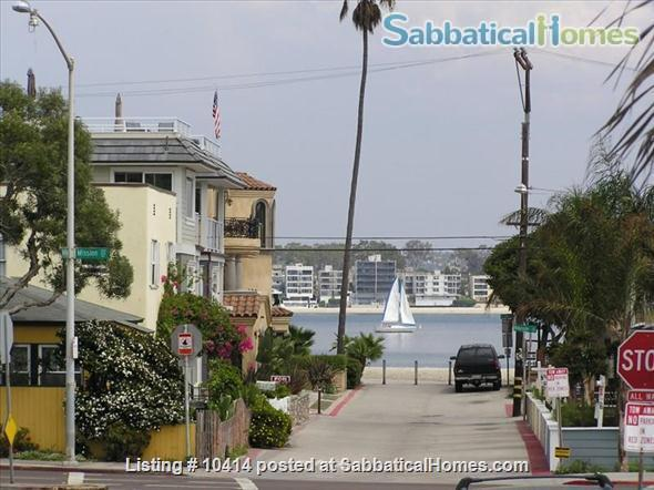 Oceanview Cottage - Steps to the Beach - San Diego Home Rental in San Diego, California, United States 5