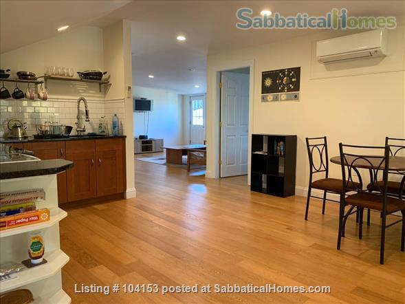 Luxury Furnished 2 Bedroom Apartment with great views in Coolidge Corner Home Rental in Brookline, Massachusetts, United States 2