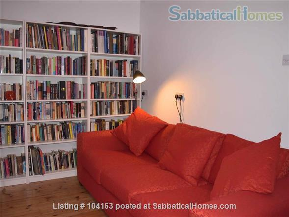 Charming 3 bedroom, 2 reception Victorian terraced house with garden, includes all taxes, water, broadband and weekly cleaning. Home Rental in Greater London, England, United Kingdom 4