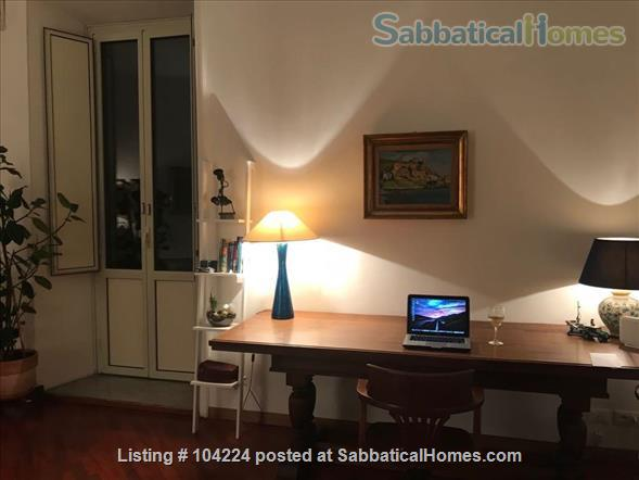Wonderful apartment with view on the park! Home Rental in Rome, Lazio, Italy 2