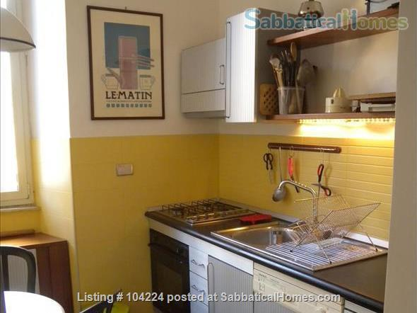 Wonderful apartment with view on the park! Home Rental in Rome, Lazio, Italy 6