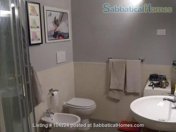 Wonderful apartment with view on the park! Home Rental in Rome, Lazio, Italy 7