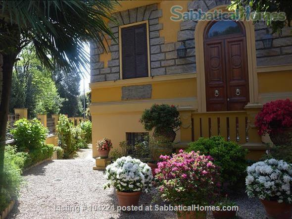Wonderful apartment with view on the park! Home Rental in Rome, Lazio, Italy 8