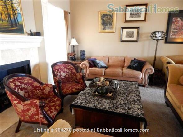 well-appointed 3000 sqft tranquil home with a view of Boston Mountains Home Rental in Fayetteville, Arkansas, United States 1