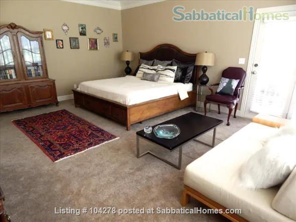 well-appointed 3000 sqft tranquil home with a view of Boston Mountains Home Rental in Fayetteville, Arkansas, United States 4