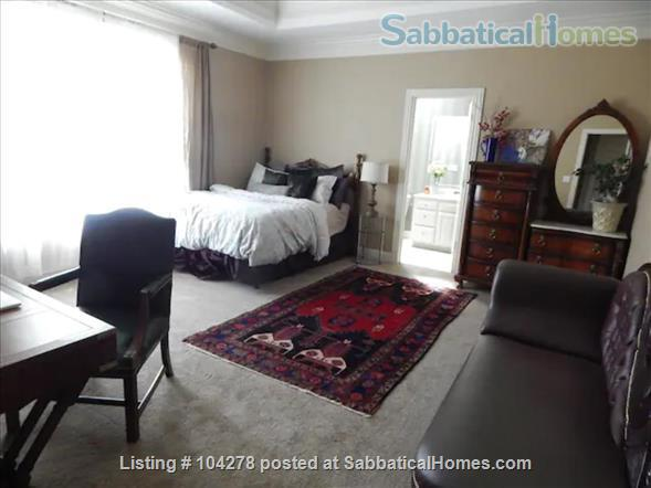 well-appointed 3000 sqft tranquil home with a view of Boston Mountains Home Rental in Fayetteville, Arkansas, United States 5