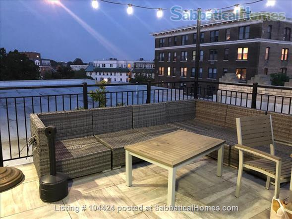 Fully furnished beautiful one-bedroom in heart of Washington DC- Kalorama/Dupont Home Rental in Washington, District of Columbia, United States 9