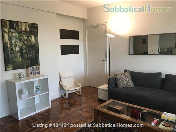 Fully furnished beautiful one-bedroom in heart of Washington DC- Kalorama/Dupont Home Rental in Washington, District of Columbia, United States 1