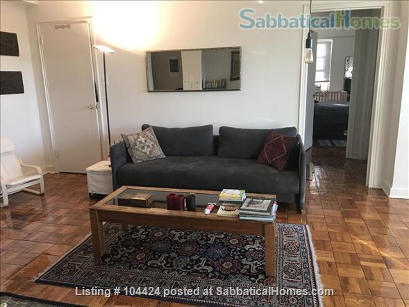 Fully furnished beautiful one-bedroom in heart of Washington DC- Kalorama/Dupont Home Rental in Washington, District of Columbia, United States 0